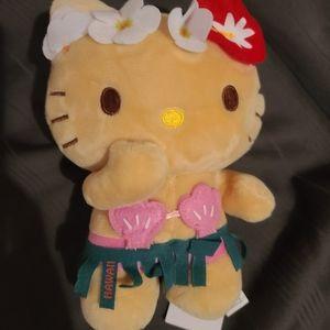 Hello kitty Hawaii Plush